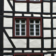 Detail of typical half timbered house — Stock Photo #44234435