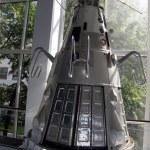 Replica of a satellite Sputnik 3 — Stock Photo #44234607