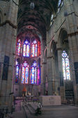 Interior of cathedral in Trier — Stock Photo