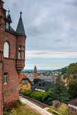 View of Heidelberg — Foto de Stock