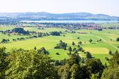 Альпы в Баварии — Стоковое фото