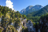 Alps in Bavaria — Stock Photo