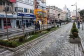 Pedestrian zone in Trabzon — Foto de Stock
