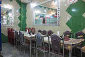 Small restaurant in Tehran — Stock Photo