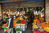 View of fruit stall  — Stock Photo