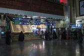 在德黑兰的主要火车站 — 图库照片