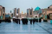Holy Shrine of Imam Reza in Mashhad — Stock Photo