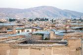 Roofs of Shiraz — Stock Photo