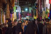 Persone nel bazar — Foto Stock