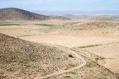 Countryside view near Shiraz — Stock Photo