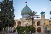 Ali Ebn-e Hamze Shrine — 图库照片