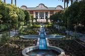 Naranjestan garden in Shiraz — Stock Photo
