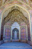 Nasir al-Mulk mosque, Shiraz — Stock Photo