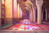 Nasir al-Mulk mosque — Stock Photo