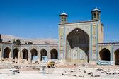 Vakil mosque under reconstruction — Stock Photo