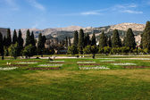 Jahan Nama garden in Shiraz — Stock Photo