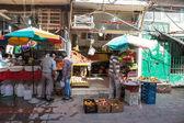 Local fruit market in Bandar Abbas — Foto de Stock