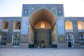 Jameh mosque in Kerman — Stock Photo