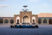 Imam mosque in Kerman — Stock Photo