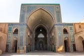 Mezquita Jameh en yazd — Foto de Stock