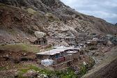 Village in Zardkouh mountains — Stock Photo