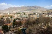 Aerial view of Khorramabad — Stock fotografie