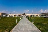 Plaza del imam en isfahan — Foto de Stock