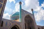 在伊斯法罕的伊玛目清真寺 — 图库照片