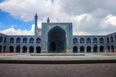 Cour de la mosquée de l'imam à Ispahan — Photo