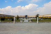 Imam square in Isfahan — Stock Photo