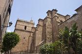 Iglesia en almería — Foto de Stock