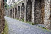 Fortification walls in Bad Muenstereifel — Stock Photo