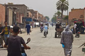 street in Marrakesh — Stock Photo