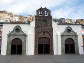 Church in San Sebastian de La Gomera — Stock Photo