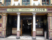 Crown Liquor Saloon — Stock Photo