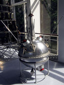 Replica of  a space probe Luna 2 — Stock Photo