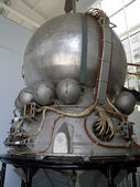 Replica of  a spaceship Vostok — Stock Photo