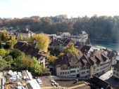 Autumn in Bern — Stock Photo