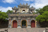 Gate to a Citadel in Hue — Stock Photo