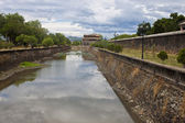 Moat at a Citadel in Hue — Stock Photo