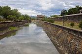Moat at a Citadel in Hue — Stock Photo