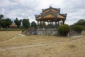 Complex of a Citadel in Hue — Stock Photo
