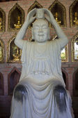 Buddha image in Bai Dinh temple — Stock Photo