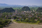 Vietnam limestone landscape — Photo