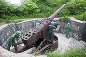 Cannon Fort — Stock Photo