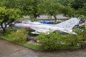 Military History museum in Hanoi — Stock Photo