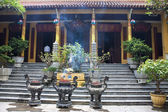 One of buddhist temples in Hanoi — Stock Photo