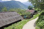Xin Chai village — Stock Photo