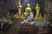 статуи будды — Стоковое фото