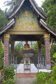 Wat Xieng Thong temple complex — Stock Photo
